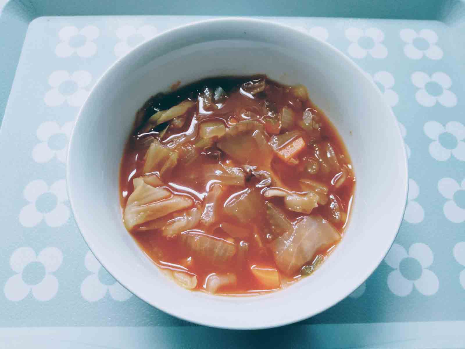 トマト缶で作る脂肪燃焼スープ